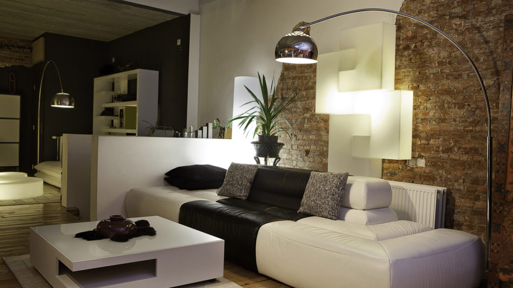 jaké vybrat svítidlo do obývacího pokoje