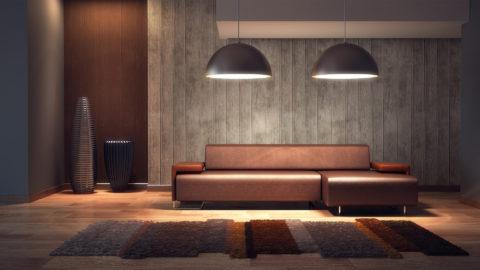 moderní stropní světla do obýváku